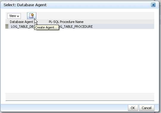 how to create oracle procedure notepad